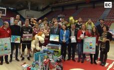 Cruz Roja lanza el reto de recoger 6.000 juguetes nuevos para niños sin recursos