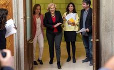 Carmena no se quedará como jefa de la oposición si no gana las elecciones la alcaldía de Madrid de 2019