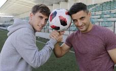 Ramos y Aguiar, dos amigos 'enfrentados' por el derbi