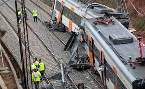 Torra culpa el accidente de Cercanías a la falta de inversiones del Estado