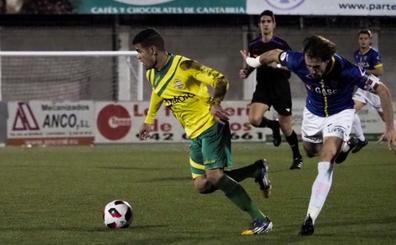 El juvenil Carreras da ventaja al Barakaldo en la Copa Federación