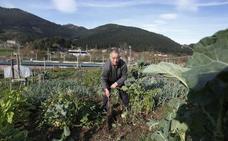 Cáritas siembra inclusión en los huertos urbanos de Markina