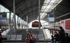 Udalberri pide que se construyan viviendas de alquiler social sobre la futura estación de Abando