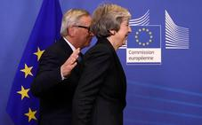 May y Juncker apurarán hasta el final