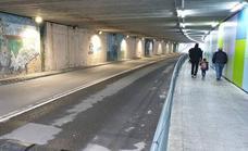 El peatón gana más espacio y seguridad en Iurreta