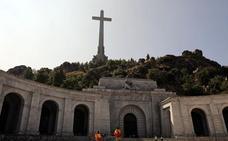 El Parlamento pide que se exhumen los restos de los vascos enterrados en el Valle de los Caídos