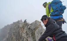 Cuando no hay montaña suficientemente alta: trasplantada de pulmones y en la cima del Aneto