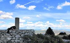 Ruta Valdosa (1.414 m.) y Alto Pelado (1.340 m.)