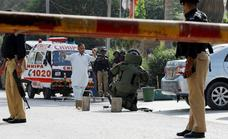Un grupo rebelde ataca el Consulado chino en la ciudad paquistaní de Karachi