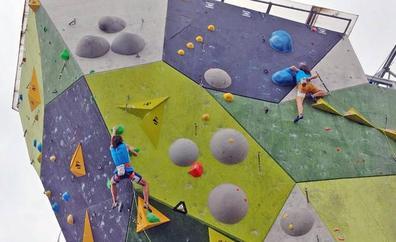 El tricampeonato de escalada deportiva pone fin a la temporada