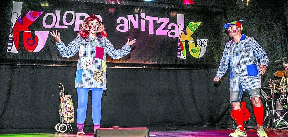 Teatro musical para ver con la tablet en Vitoria