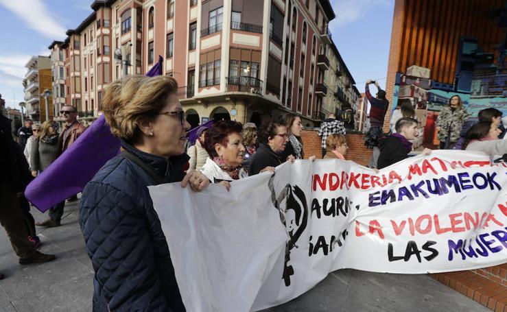 Juntas contra la violencia de género