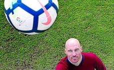 Toquero: «Poca gente ha podido tener más suerte en el fútbol que yo»