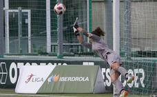 Ainhoa Tirapu: «Hemos tenido capacidad para remontar»