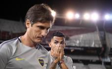 Suspendida sin fecha la final de la Libertadores
