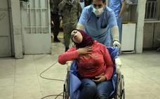 El fantasma de las armas químicas reaparece en Siria