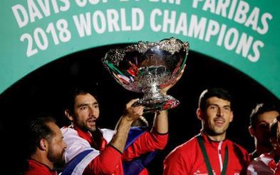 Cilic recupera la Davis para Croacia