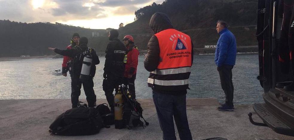 El cadáver hallado en Ondarroa es el del pescador de Mondragón desaparecido el domingo