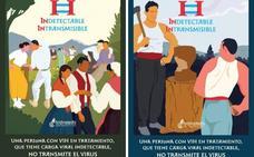 El 76% de los 133 nuevos casos de VIH registrados en Euskadi corresponde a hombres
