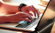 Cerca de ocho mil alumnos vascos estudian grados y másteres 'online'