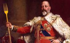 Lo que el rey de Inglaterra comió en Donostia