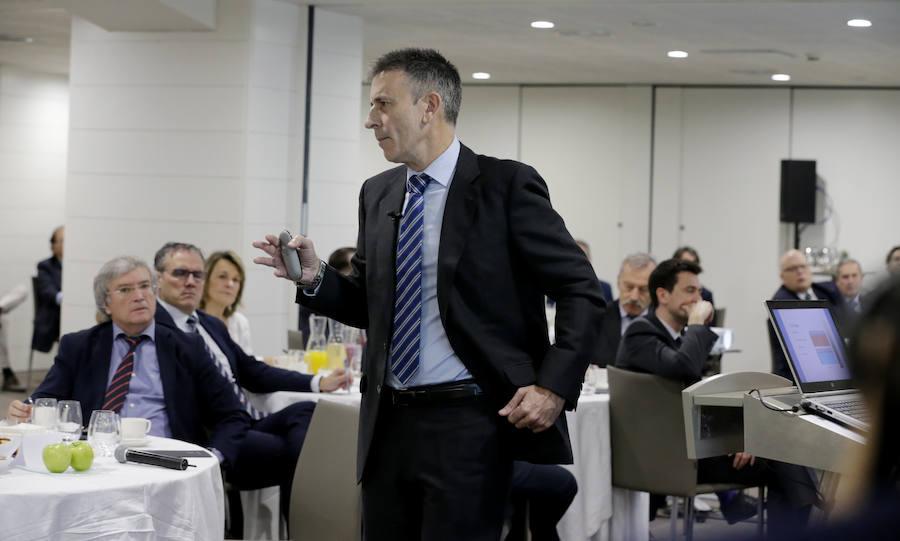 La economía vasca crecerá este año por debajo del 3%, según Laboral Kutxa
