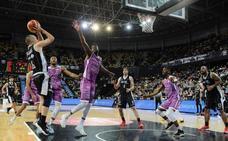 Gesta del Araberri ante el Bilbao Basket