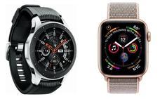 Apple Watch vs Galaxy Watch: la batalla de los señores del tiempo