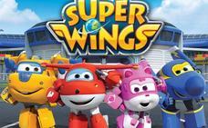 'Super Wings', plato fuerte de la programación cultural navideña de Vitoria