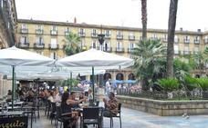 El Ayuntamiento de Bilbao cerrará las terrazas que excedan la superficie autorizada