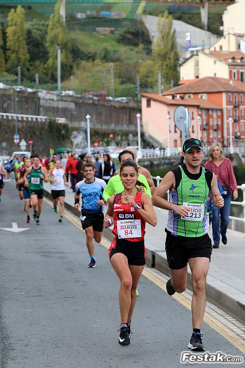 Volver a correr tras la maternidad (II): ¡Desde Santurce a Bilbao!