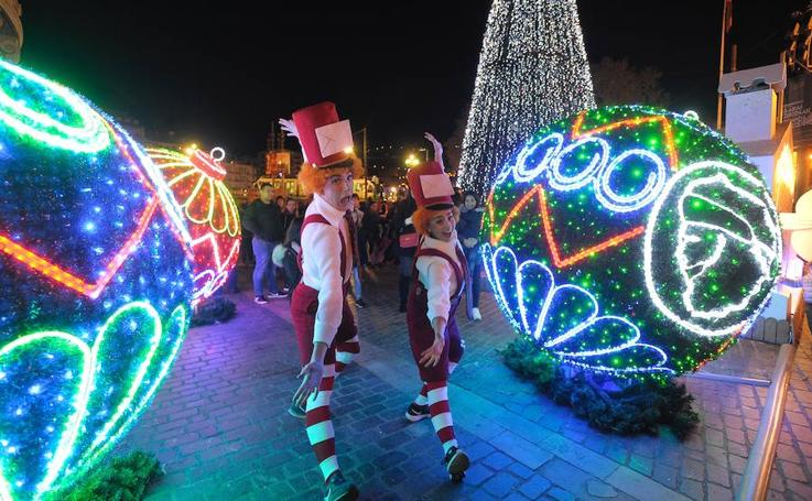 La Navidad se enciende en Bilbao