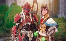Al BEC con la armadura de Odogaron