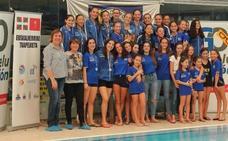 La Deportiva Náutica revalida su título de campeona de Euskadi