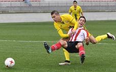 Seis titulares lesionados laminan al Bilbao Athletic