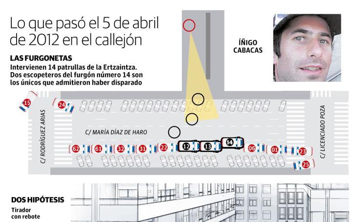 Lo que pasó el 5 de abril de 2012 en el callejón