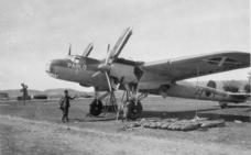 El misterio del aviador nazi de las bragas rosas