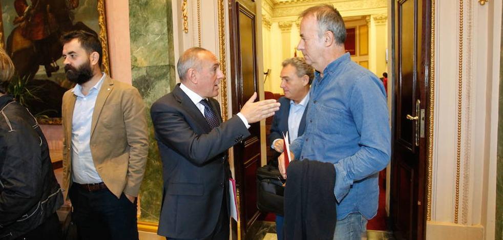 González deberá prorrogar los presupuestos de Álava tras fracasar la negociación con EH Bildu