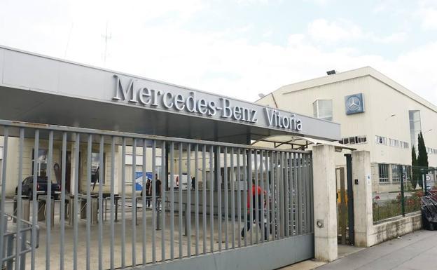 Mercedes parará otros cuatro días y su producción se reducirá este año a 146.000 vehículos