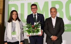 España premia a Vitoria por sus 25 años de Anillo Verde y por ser «referente» en sostenibilidad