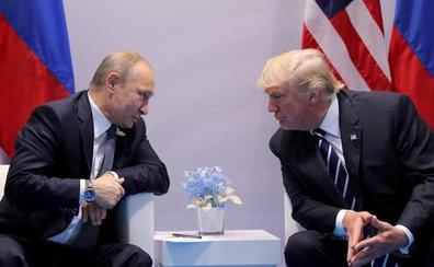Trump cancela su reunión con Putin por la crisis de Ucrania