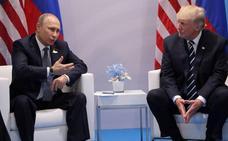 Ucrania revienta la cita entre Putin y Trump