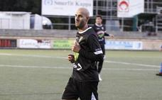 Ion Vélez: «El Barakaldo es uno de los equipos al que le tengo un cariño más especial»