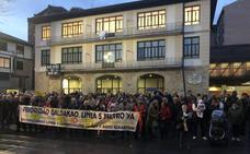 La situación de la Línea 5 del metro a Galdakao marca el pleno municipal