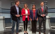 La asuntos nacionales marcan un cierre de campaña sin acento andaluz