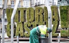 «No voy a permitir que la huelga de basuras afecte a la calidad de vida de los vitorianos», avisa Urtaran