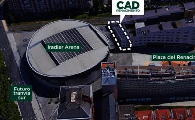 Vitoria inicia el proceso de construcción del nuevo centro de día junto al Iradier