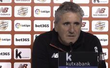 Joseba Agirre: «Será un partido duro»