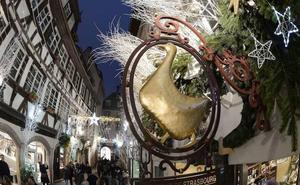 El mercado del niño Jesús en Estrasburgo