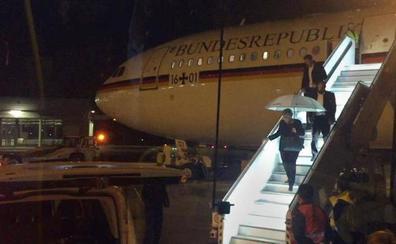 Merkel se pierde la apertura del G-20 por una avería en su avión